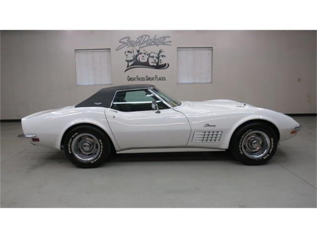 1972 Chevrolet Corvette | 791523