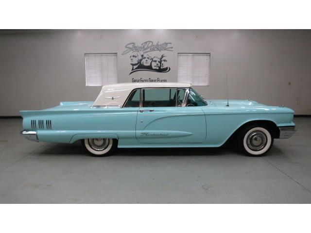1960 Ford Thunderbird | 791530