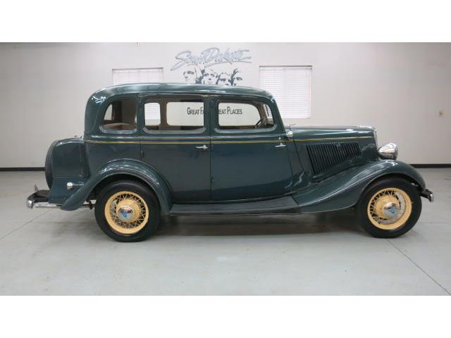 1934 Ford Deluxe | 791532