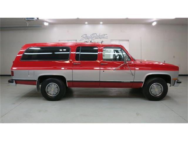 1989 Chevrolet Suburban   791533