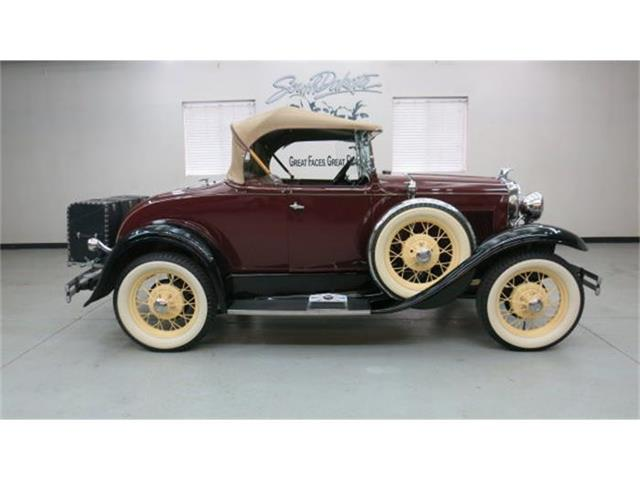 1931 Ford Model A   791539
