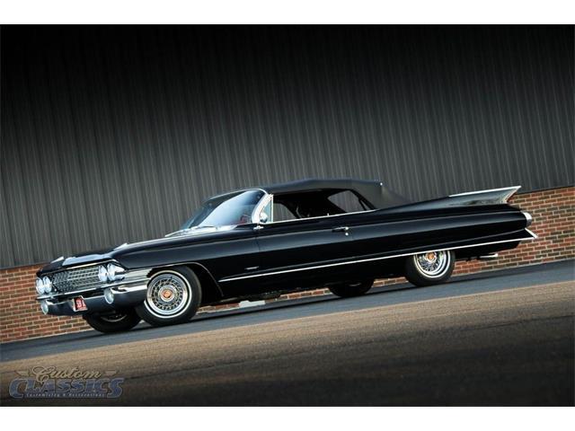 1961 Cadillac Series 62 | 791560