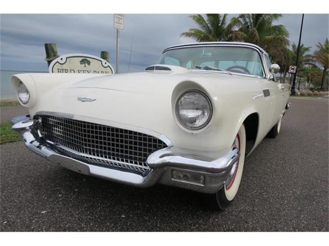 1957 Ford Thunderbird | 791566