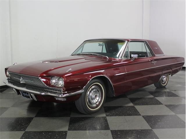 1966 Ford Thunderbird | 791569