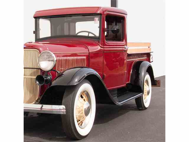 1934 Ford Pickup | 791574