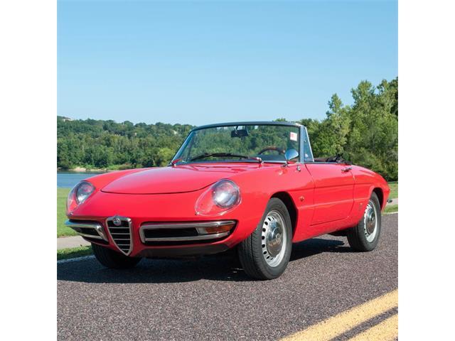 1967 Alfa Romeo Duetto | 791579