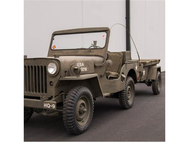 1952 Willys Military Jeep | 791583
