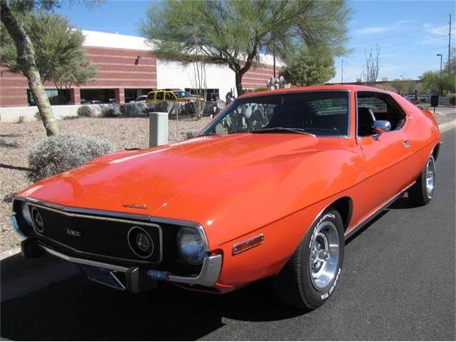 1973 AMC AMX | 791588