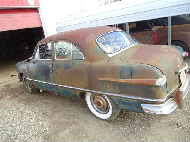 1951 Ford Crestline | 791590