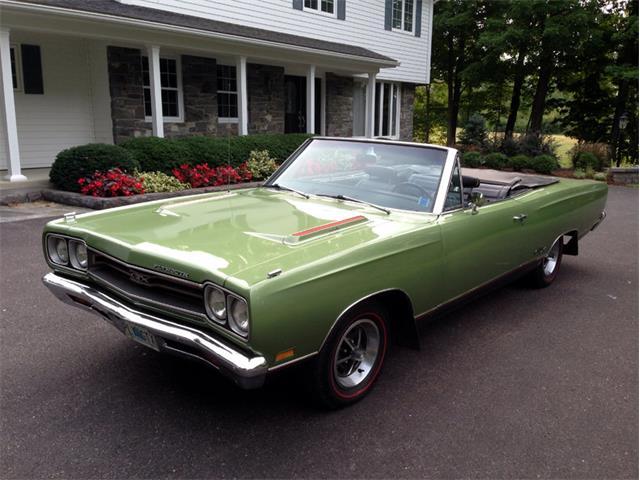 1969 Plymouth GTX | 791605