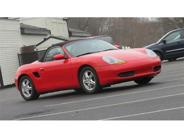 1999 Porsche Boxster | 791607