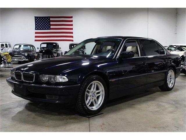 2000 BMW 7 Series | 791633