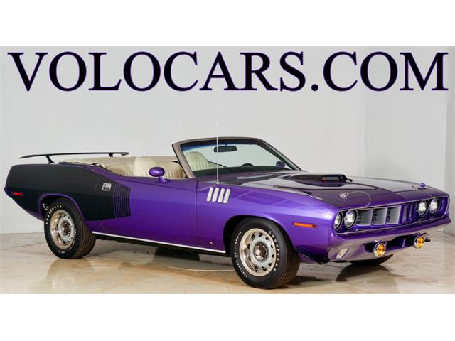 1971 Plymouth Cuda | 791634