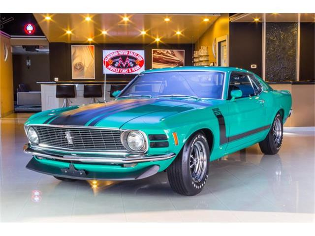 1970 Ford Mustang | 791639