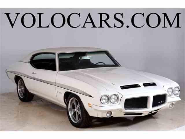 1971 Pontiac GTO | 791651