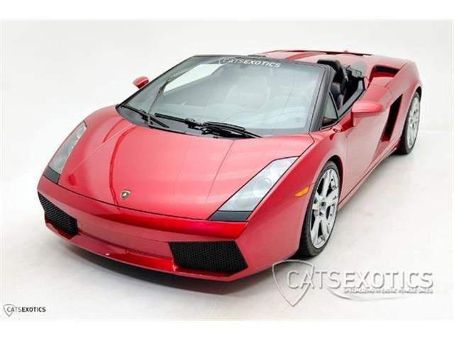 2008 Lamborghini Gallardo | 791653