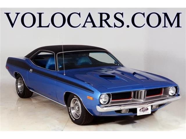1973 Plymouth Cuda | 791656