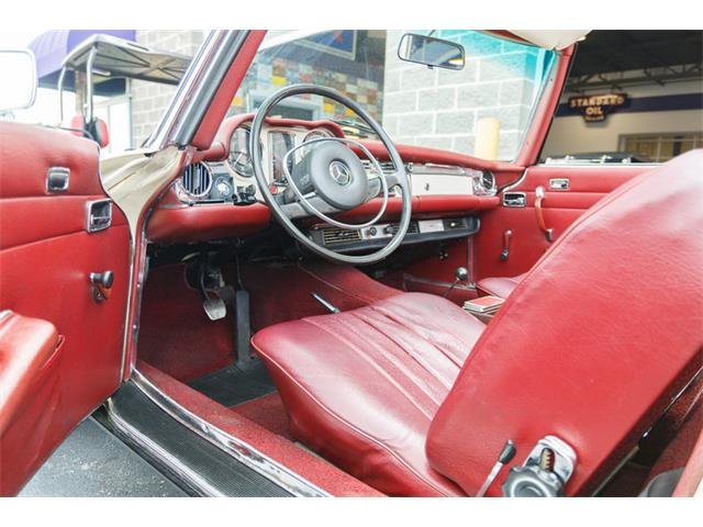 1969 Mercedes-Benz 280SL | 791667