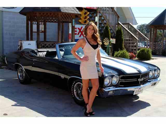 1970 Chevrolet Chevelle SS | 791677
