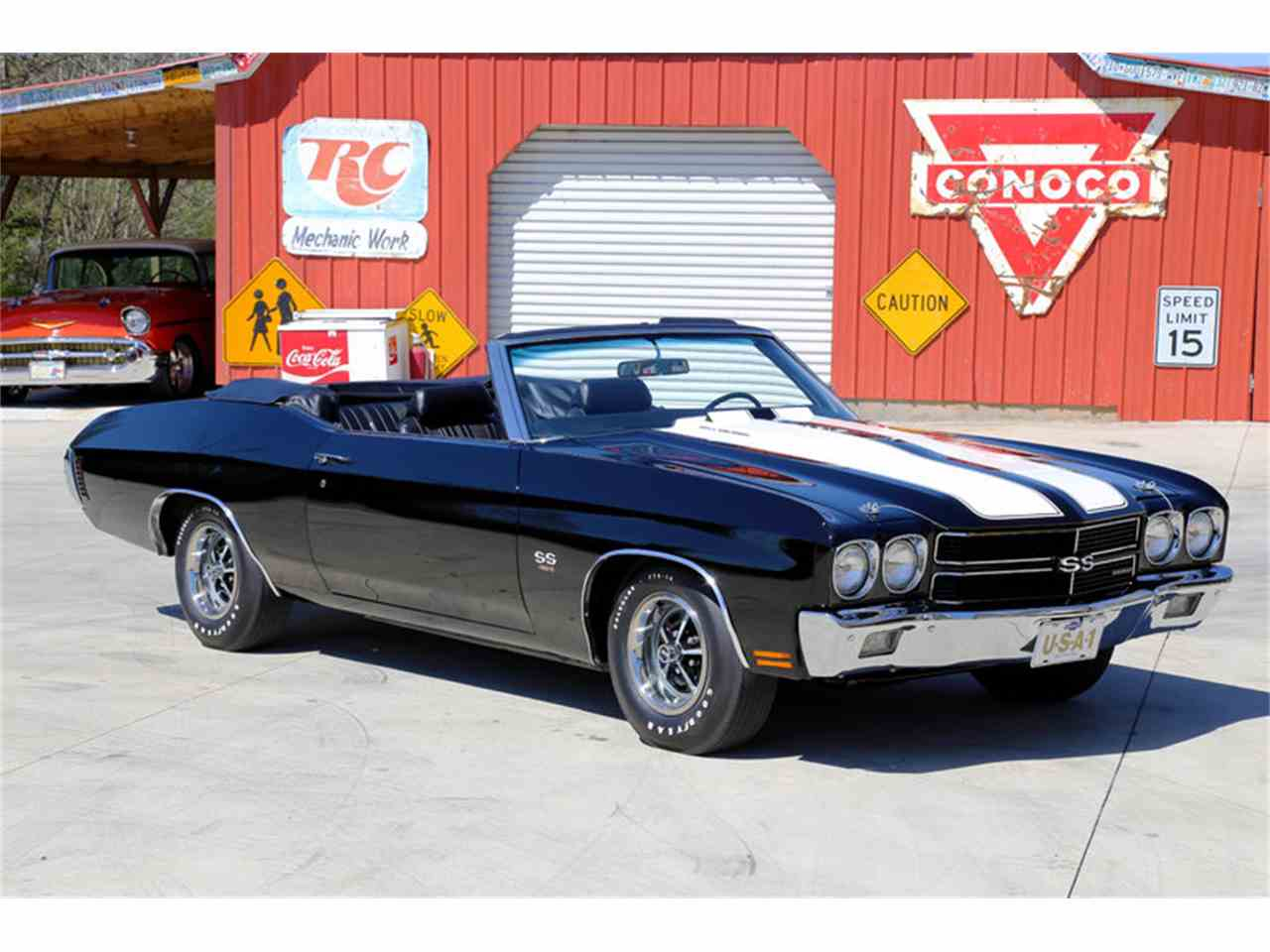 Large Picture of '70 Chevelle SS - GYV1