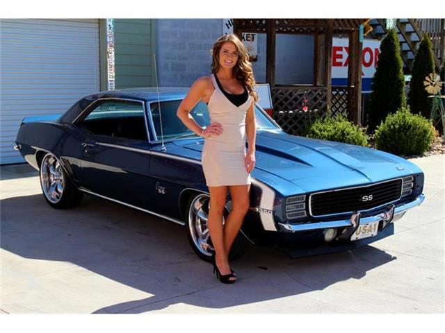 1969 Chevrolet Camaro SS | 791685