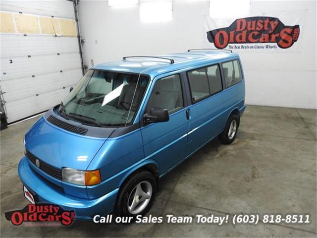 1993 Volkswagen Eurovan | 791690