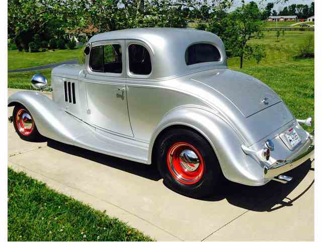 1933 Chevrolet 5-Window Coupe | 791691