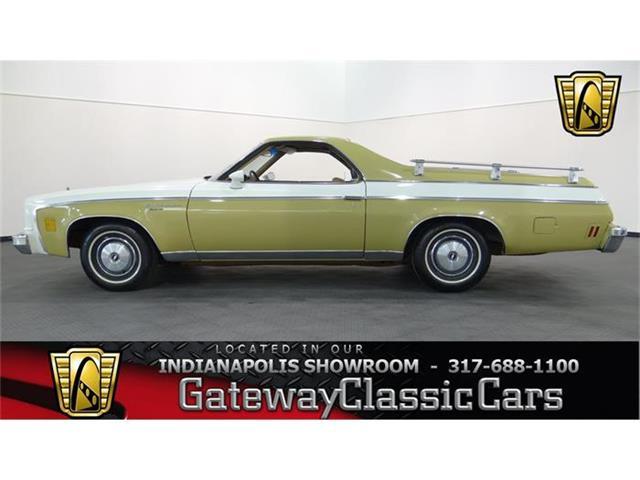 1974 Chevrolet El Camino | 791720