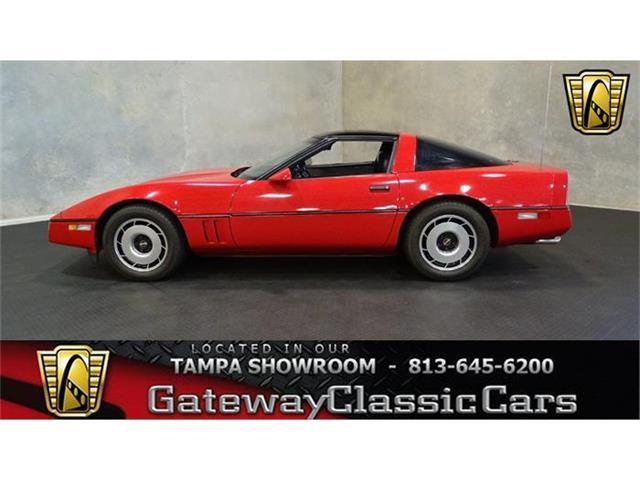 1984 Chevrolet Corvette | 791722