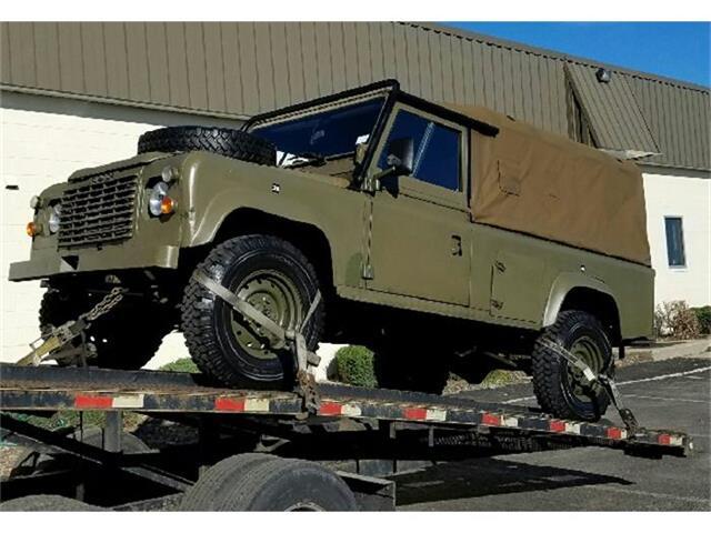 1987 Land Rover Defender | 791730