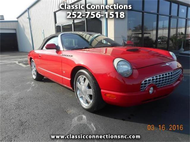 2003 Ford Thunderbird | 791765