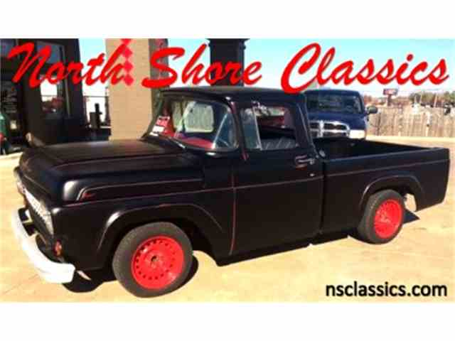 1958 Ford F100 | 791775