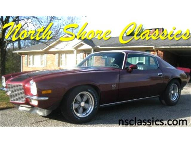 1971 Chevrolet Camaro | 791783