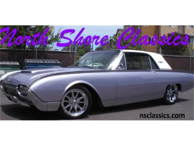 1961 Ford Thunderbird | 791784