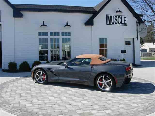 2014 Chevrolet Corvette | 791917