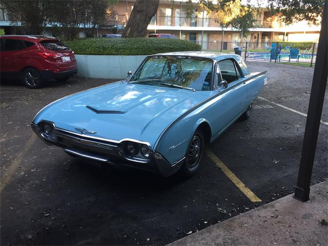 1961 Ford Thunderbird | 791920