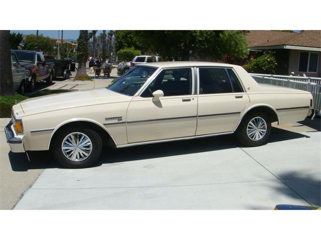 1984 Pontiac Parisienne | 791923
