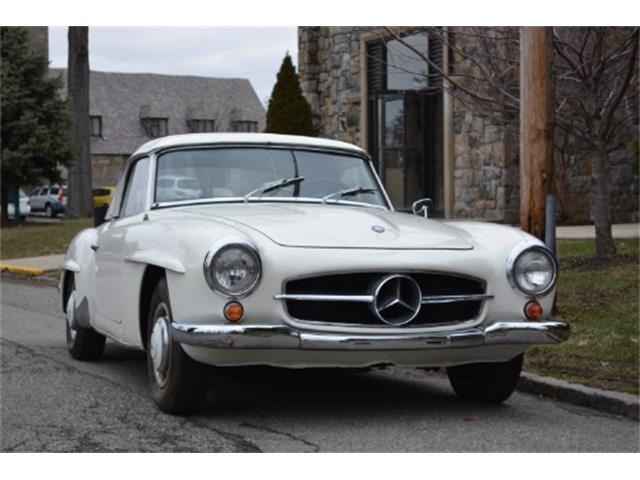 1958 Mercedes-Benz 190SL | 791964