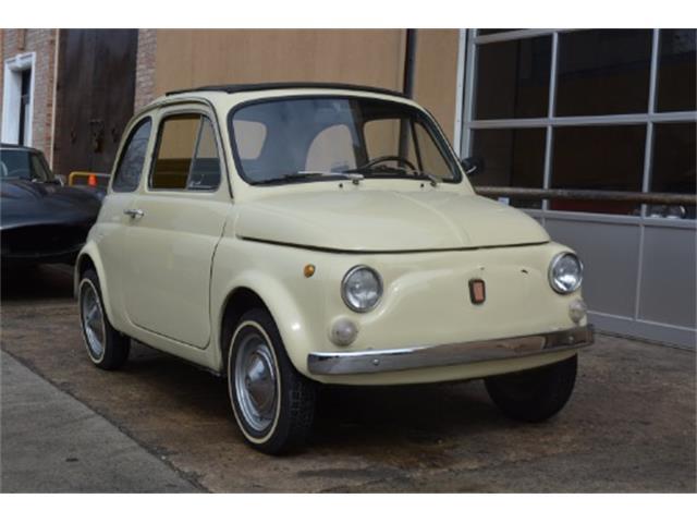 1967 Fiat 500L | 791967