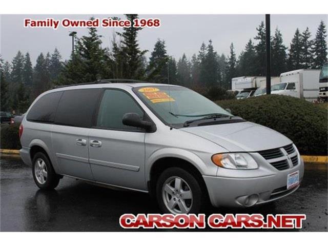 2007 Dodge Grand Caravan | 791989