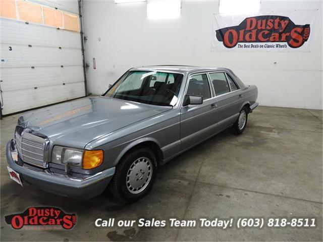 1987 Mercedes-Benz 300 | 792048