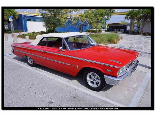 1963 Ford Galaxie 500 | 792370