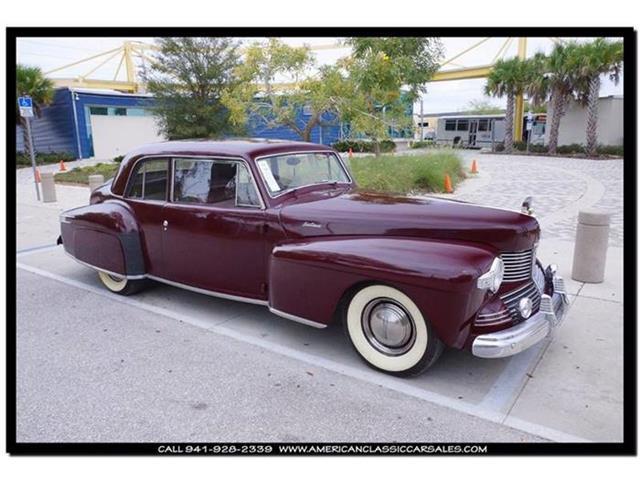 1942 Lincoln Continental | 792394