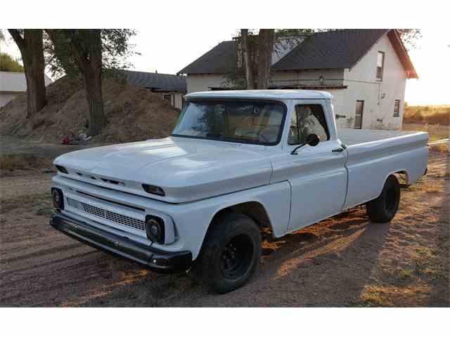 1966 Chevrolet C20 | 792460