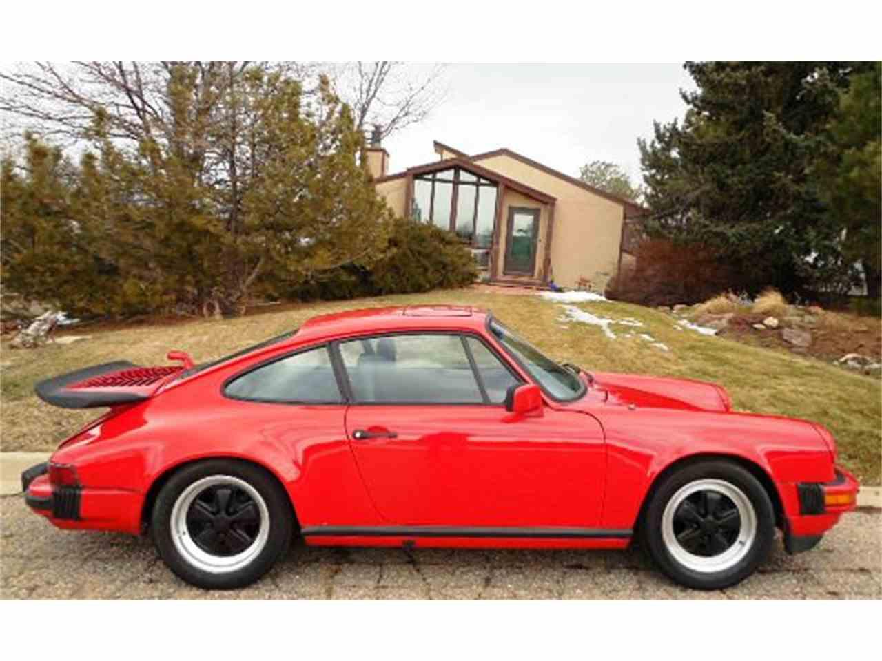 1984 Porsche 911 Carrera For Sale