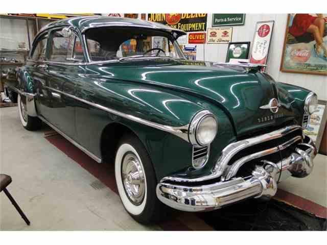 1950 Oldsmobile 88 | 792772