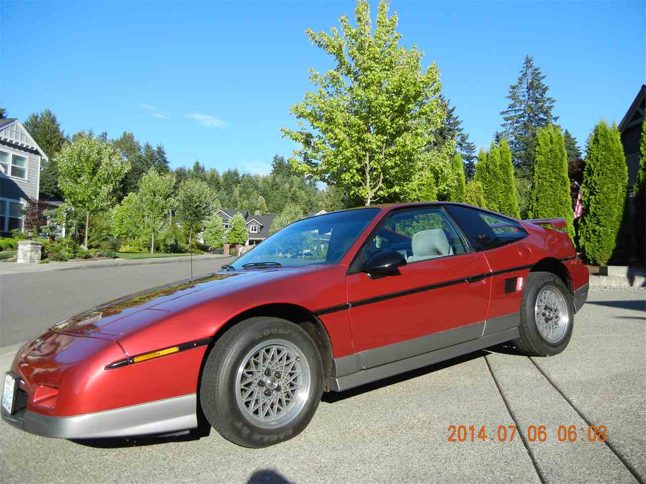 Large Picture of '87 Fiero - GZPK