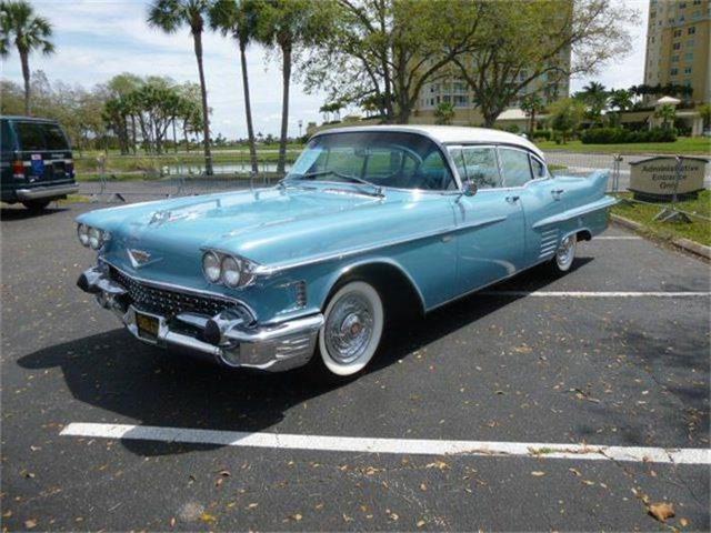 1958 Cadillac Series 62 | 792810