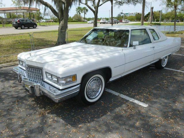 1976 Cadillac DeVille | 792812