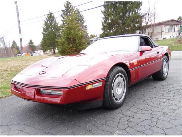 1986 Chevrolet Corvette | 792844